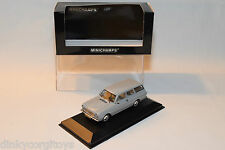 . MINICHAMPS FORD TAUNUS 12M 12 M BREAK TURNIER 1962 GREY MINT BOXED