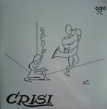 Exploit ‎– Crisi LP Sonor Music Editions Italian Library Music Prog Rock