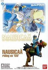 ya07654 Bandai Nausicaa of the Valley of the Wind Nausicaa riding on Kai