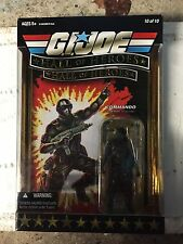 Nuevo Sellado Gi Joe Hall of Heroes Commando Ojos de serpiente