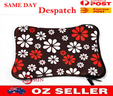 9 10 10.1 10.2  inch  IPAD TABLET  Snow Pattern Laptop NetBook Sleeve Case COVER