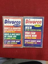 Great Divorce Songs  Lot Of 2  For Him And Her