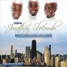 Live From Chicago Jonathan Slocumb MUSIC CD