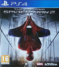 The Amazing Spider-Man 2 (Sony PlayStation 4, 2014)
