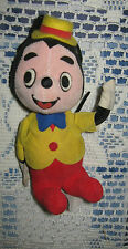 """VINTAGE MICKEY MOUSE DOLL- WOOD CHIP FILLED - 6"""""""