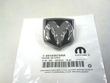 Dodge RAM EMBLEM Avenger Caliber Challenger Journey Grille Emblem OEM 5155674AA
