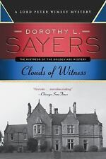 Clouds of Witness: A Lord Peter Wimsey Mystery