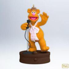 Hallmark Keepsake Magic Ornament 2012 Fozzie Bear - The Muppets - #QXI2091