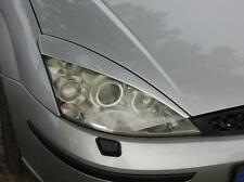 Ford FOCUS eyebrows genuine ABS plastic, headlights spoiler 1998-2005