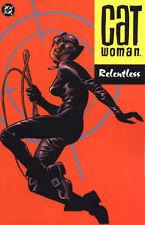 Catwoman: Relentless by Bradley C. Rader, Ed Brubaker (Paperback, 2005)