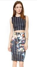 $195 NWT Clover Canyon  George Bernard Shaw Crop Top Size X-Small