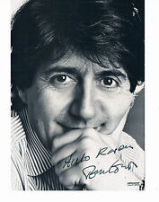 Tom Conti Actor - Hand Signed Promotional photo  6 x 3