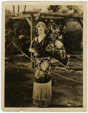 AILEEN PRINGLE Portrait KIMONO Asie JAPON Mode FASHION Costume ORIGINAL Photo