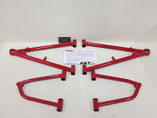POLARIS RMK PRO 600/800 RED A-ARM (SET OF 4) UPPER & LOWER 2013-2015