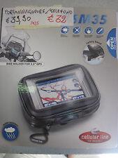Interphone portanavigatore universale con attacco tubolare SM35