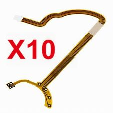 10 pcs Lens Shutter Diaphragm flat Flex Cable Repair für Canon EF-S 17-85mm F/4