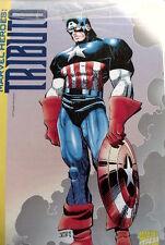 Marvel Heroes : Tributo Capitan America 1996 ed. Marvel Italia  [G.170]