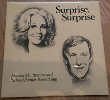 Marian Montgomery And Richard Rodney Bennett ‎– Surprise, Surprise - HIFLY24