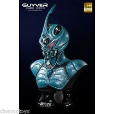 The Guyver Dark Hero 1:1 Life Size Bust Toynami Cinemaquette EEC ELITE Creature