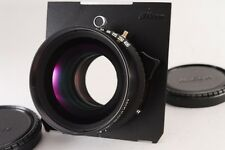 *MINT* Nikon Nikkor W 210mm F/5.6 Lens Large format w/Copal from japan #684