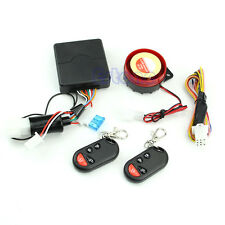 MOTORCYCLE MOTORBIKE SECURITY BIKE ALARM SYSTEM IMMOBILISER REMOTE CONTROL START