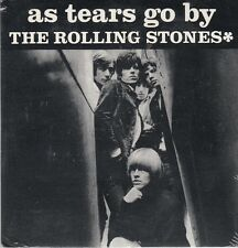 CD SP THE ROLLING STONES *AS TEARS GO BY* (NEUF SCELLE)