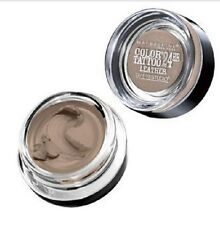 Maybelline EyeStudio Color Tattoo Leather Eye Shadow - Creamy Beige 80