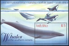 RSA 1998 Blue Whale/Whales/Marine/Endangered Species/Conservation 1v m/s (s5649)