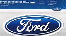 Ford Supersized Large Gradiant Colour Car Sticker / Decal / iTag