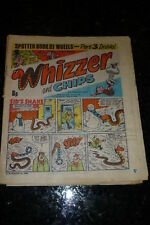 Whizzer & Chips Comic - Date 21/01/1978 - Inc Spoter book 3
