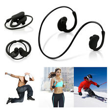 Bluetooth Wireless Headset Stereo Headphone Earphone Sport Universal Handfree
