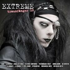 EXTREME TRAUMFÄNGER VOLUME10 CD FAUN LACRIMOSA ANGELS OF VENICE DUNKELSCHÖN NEW+
