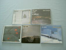 THE OPEN job lot of 5 promo CDs The Silent Hours Album Sampler Close My Eyes
