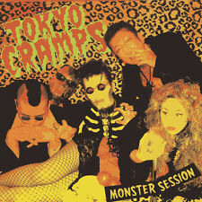 TOKYO CRAMPS Monster Sessions CD - Japanese Tribute Psychobilly - NEW Sealed