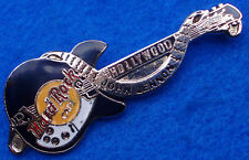 HOLLYWOOD DEAD ROCKER BEATLES JOHN LENNON RICKENBACK GUITAR Hard Rock Cafe PIN