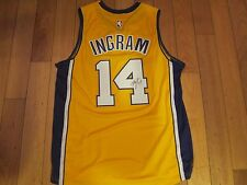Brandon Ingram Signed Los Angeles Lakers NBA Jersey PROOF Luke Christmas Duke