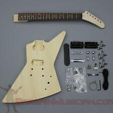 Bargain Musician - GK-006 - DIY Unfinished Project Luthier Guitar Kit