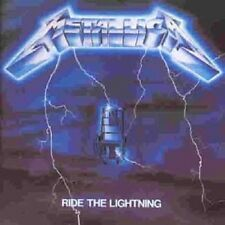 METALLICA Ride the Lightning CD 1984 (8 Tracks) NEW & SEALED