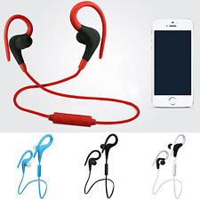 Wireless Sports Stereo Sweatproof Bluetooth Earphones Headphones Earbuds Headset