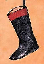 Riding Boot Leather Christmas Ornament Equestrian or Fox Hunt Gallerie II -  NEW