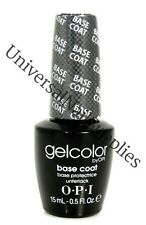 OPI GelColor Nail Gel lacquer Nail Polish - Base Coat #GC010 .5oz