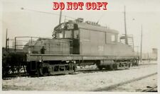 6G112 RP 1945 QRL&P QUEBEC RAILWAY LIGHT & POWER FREIGHT LOCOMOTIVE #32 QC PQ