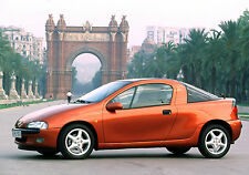Vauxhall-Opel Tigra A Photo Collection 1995-2000 inc Special Editions