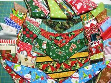 100 CHRISTMAS Fall Dog Grooming BANDANA 50 S 25M 25 L Pet Scarf Tie On Bandanna