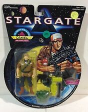 Lot of 3 Vintage NEW Stargate Action Figures 2 Daniel and Colonel O'Neal SEALED