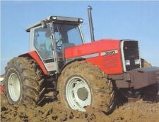 Massey Ferguson 3600 Series Tractor Operators Manual 3635 - 3690