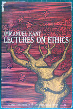 Lectures On Ethics by Immanuel Kant