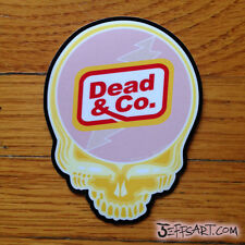 Dead & Company Sticker - Steal Your Mayer