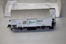 Fleischmann 5357 K 2-Achser Bierwagen Pilsener Urquell Spur H0 OVP