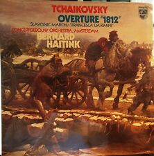 STILL SEALED Haitink Tchaikovsky Overture 1812 Philips 6880 039 Stereo LP